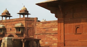 Forte de Fatehpur Sikri