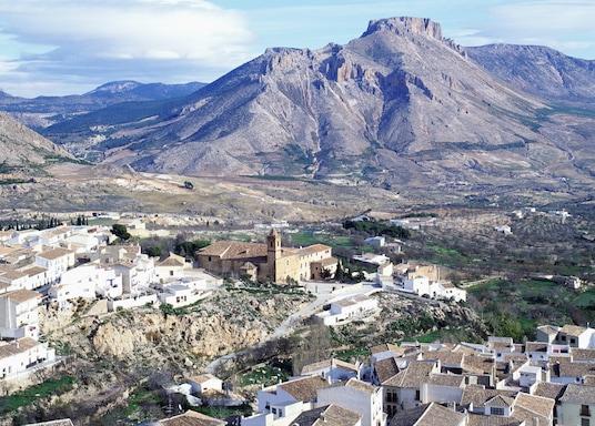 Velez-Blanco, Spanyol
