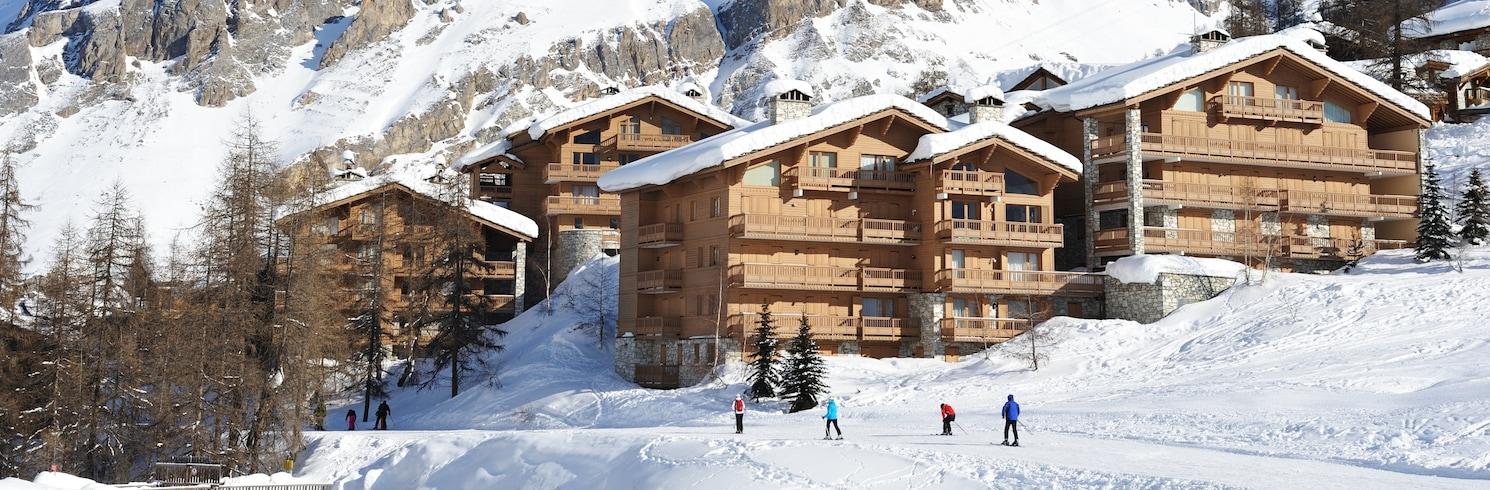 Val-d'Isère, Frankreich
