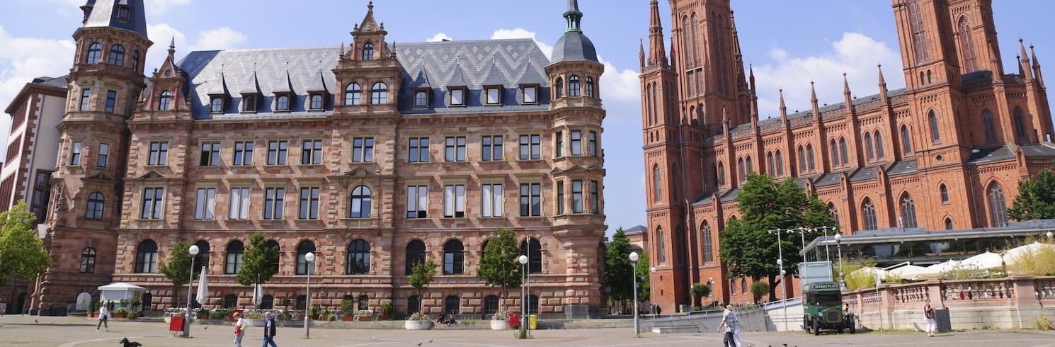 Wiesbaden, Þýskaland