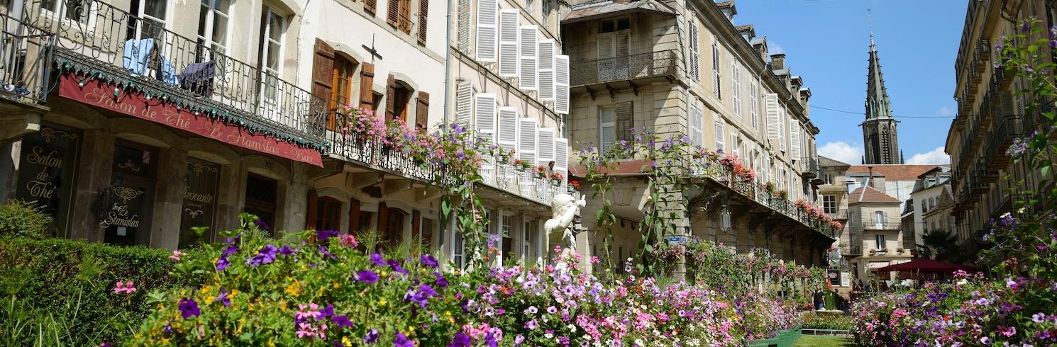 Plombieres-les-Bains, Fransa