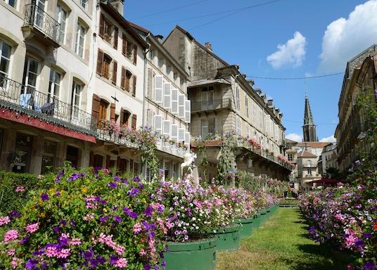 Plombieres-les-Bains, France