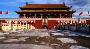 Náměstí Nebeského klidu (Tiananmen)