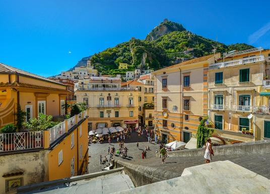 Amalfi, Ítalía