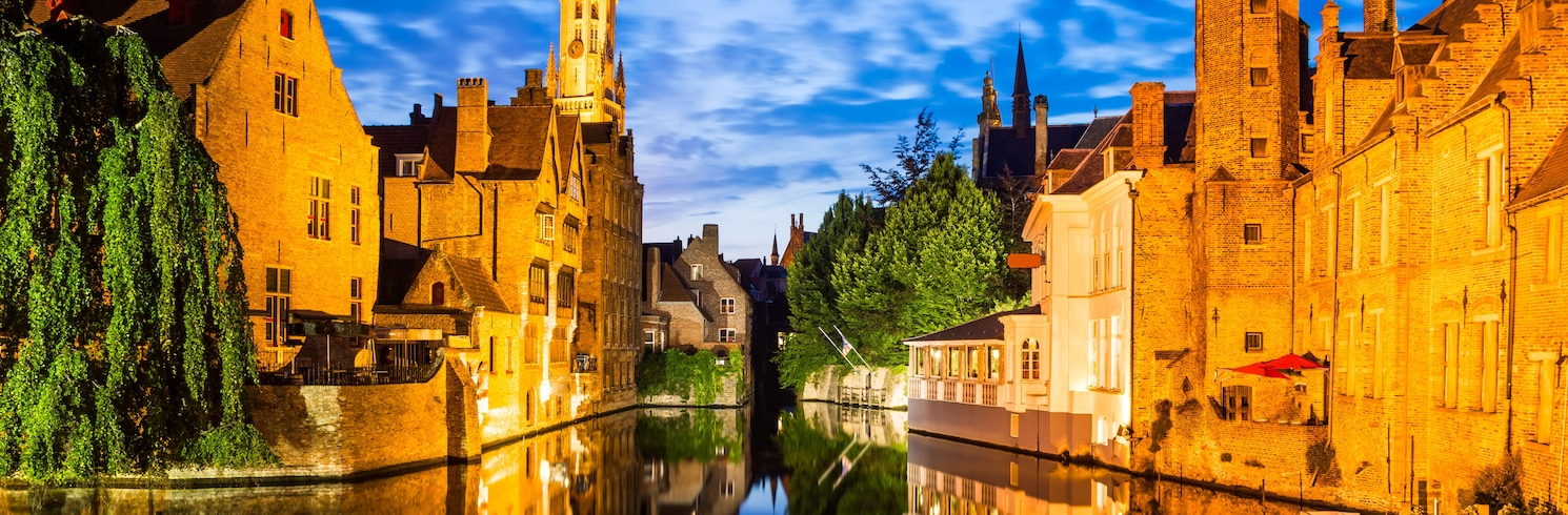 Bruges (and vicinity), Belgium