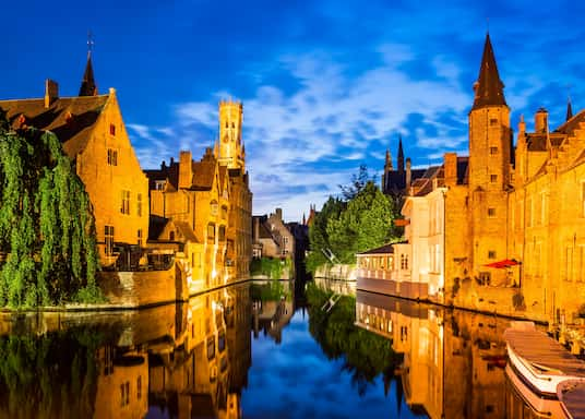 Centro, Bélgica