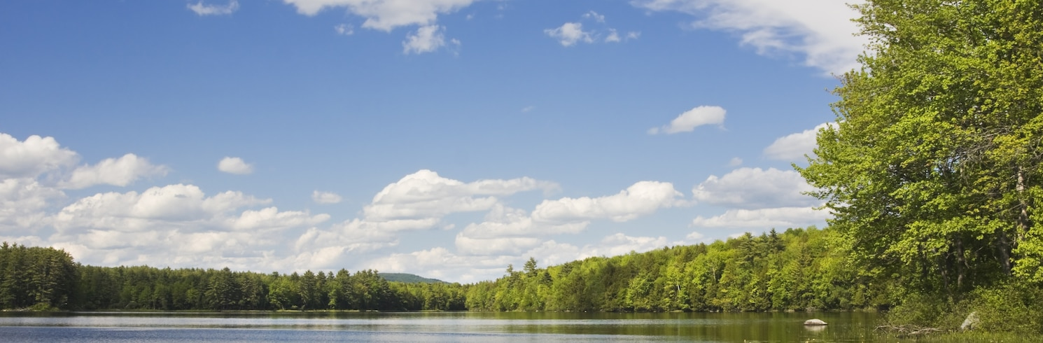 Mount Vernon, Maine, Birleşik Devletler