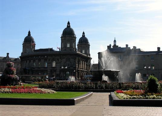 Vieille ville de Hull, Royaume-Uni