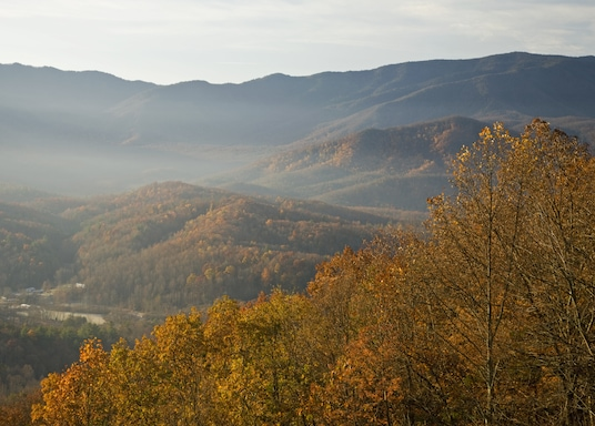 Cosby, Tennessee, USA