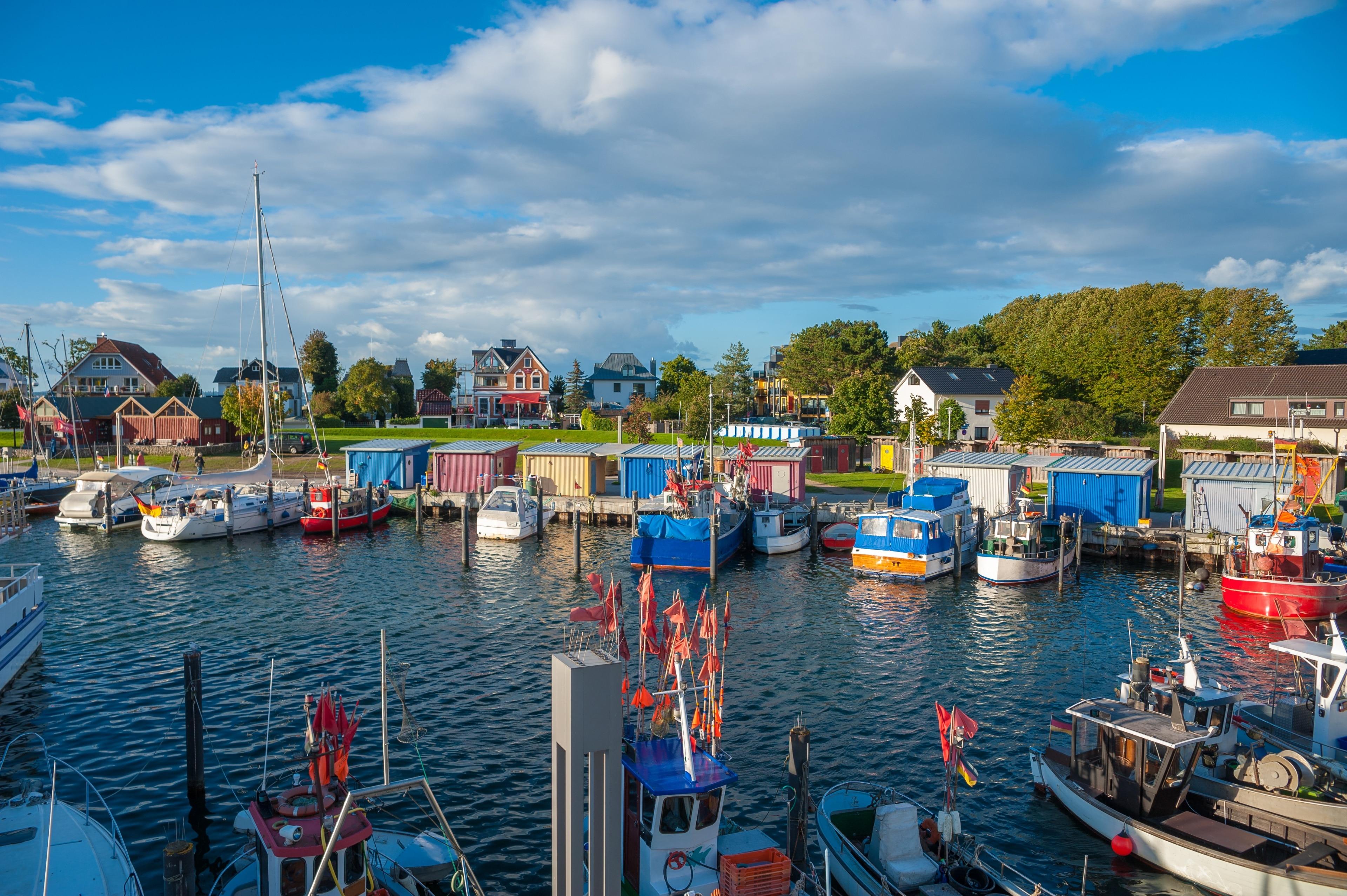 Niendorf, Timmendorfer Strand, Schleswig-Holstein, Deutschland