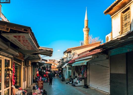 Komotini, Hy Lạp