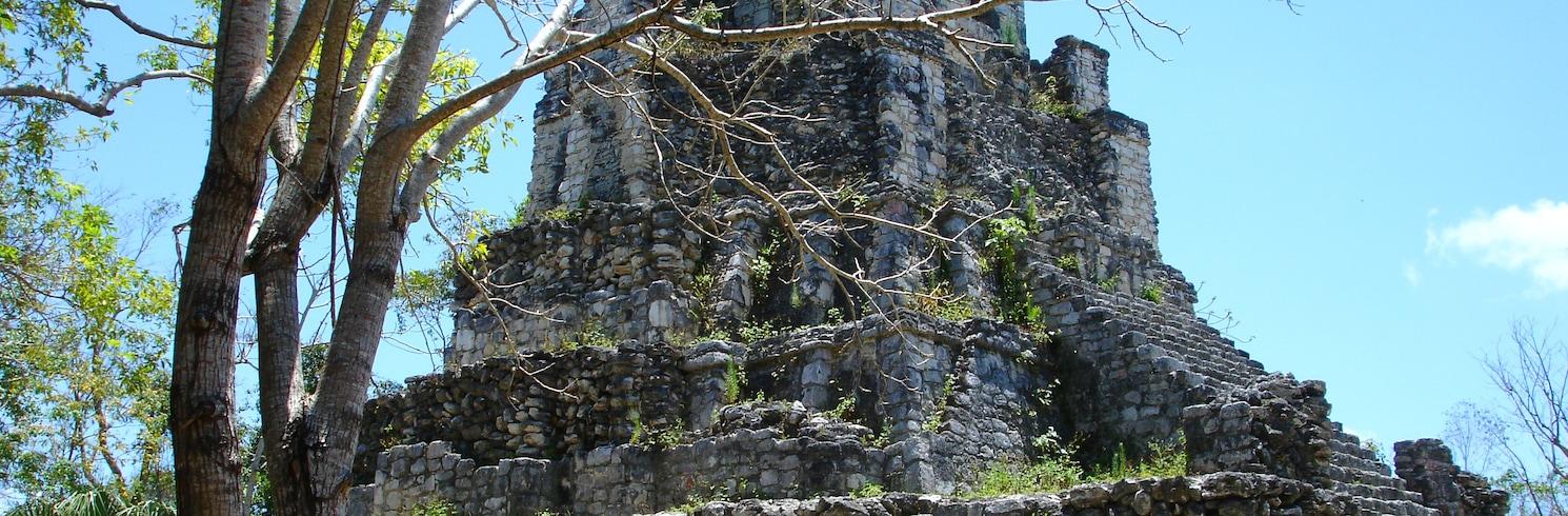 Chunyaxche, Meksika