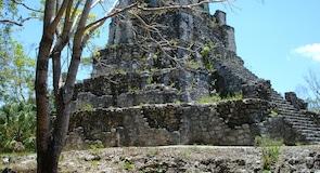 Muyil Ruins
