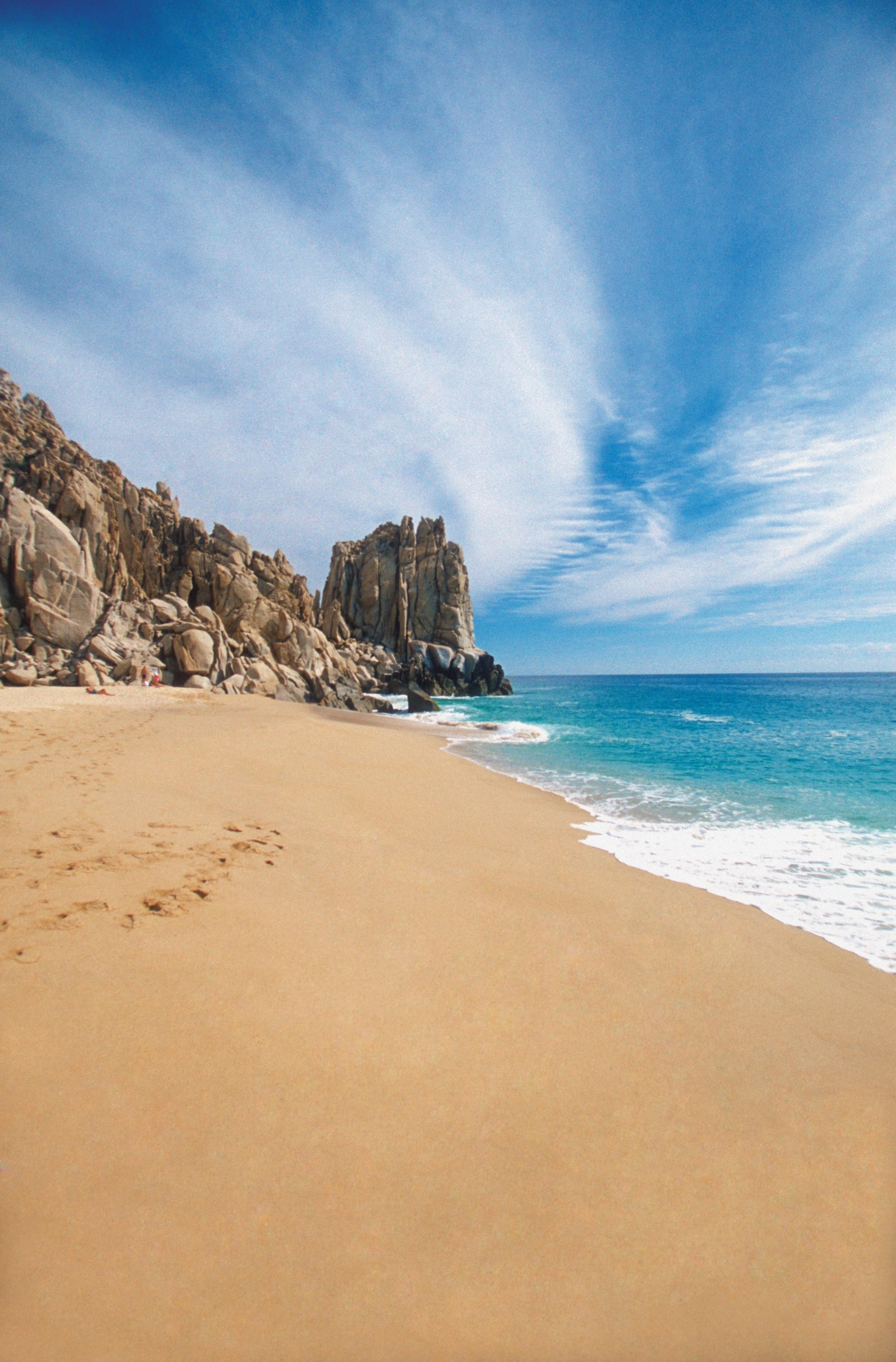 Solmar Beach, Los Cabos, Baja California Sur/Süden der Baja California, Mexiko