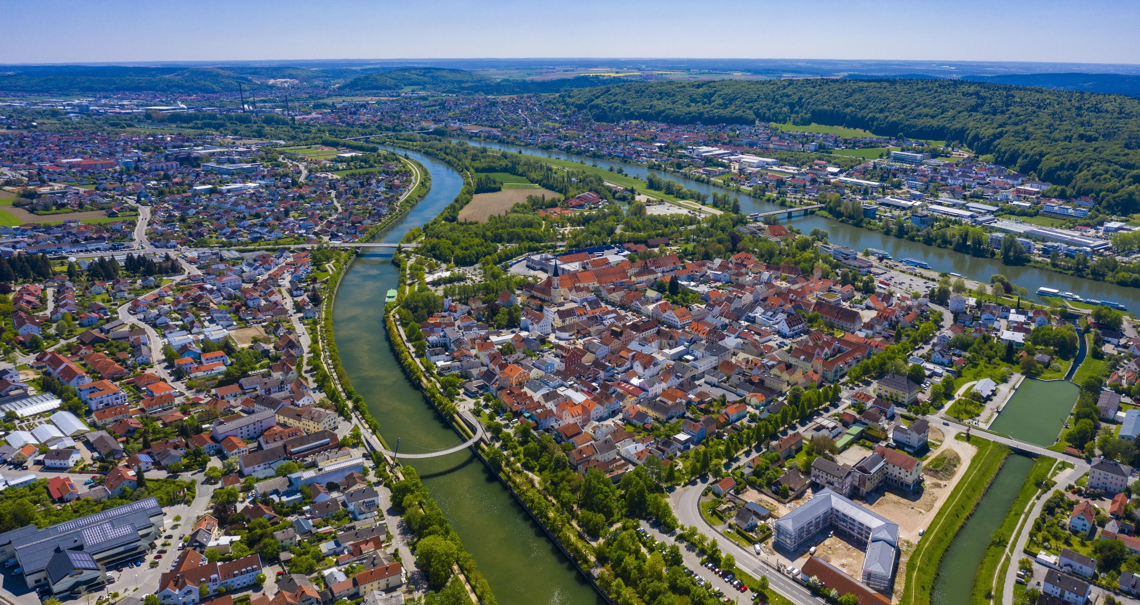 Kelheim, Bavaria, Germany