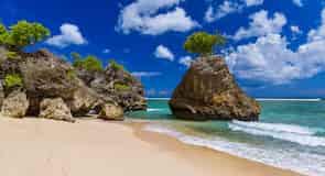 Strand von Bingin