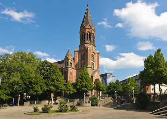 Stadtbezirke I, Germany