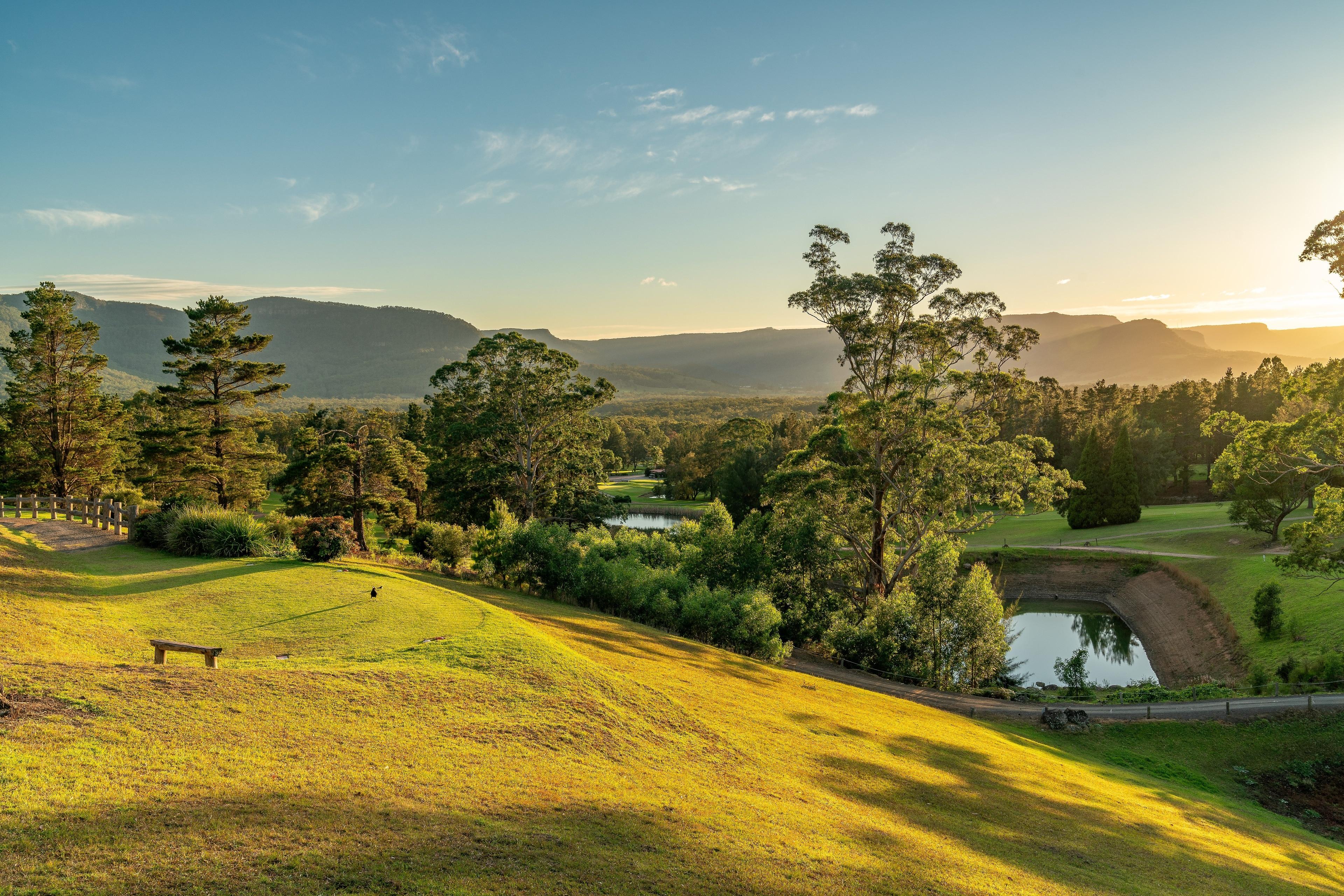 Kangaroo Valley, New South Wales, Australië
