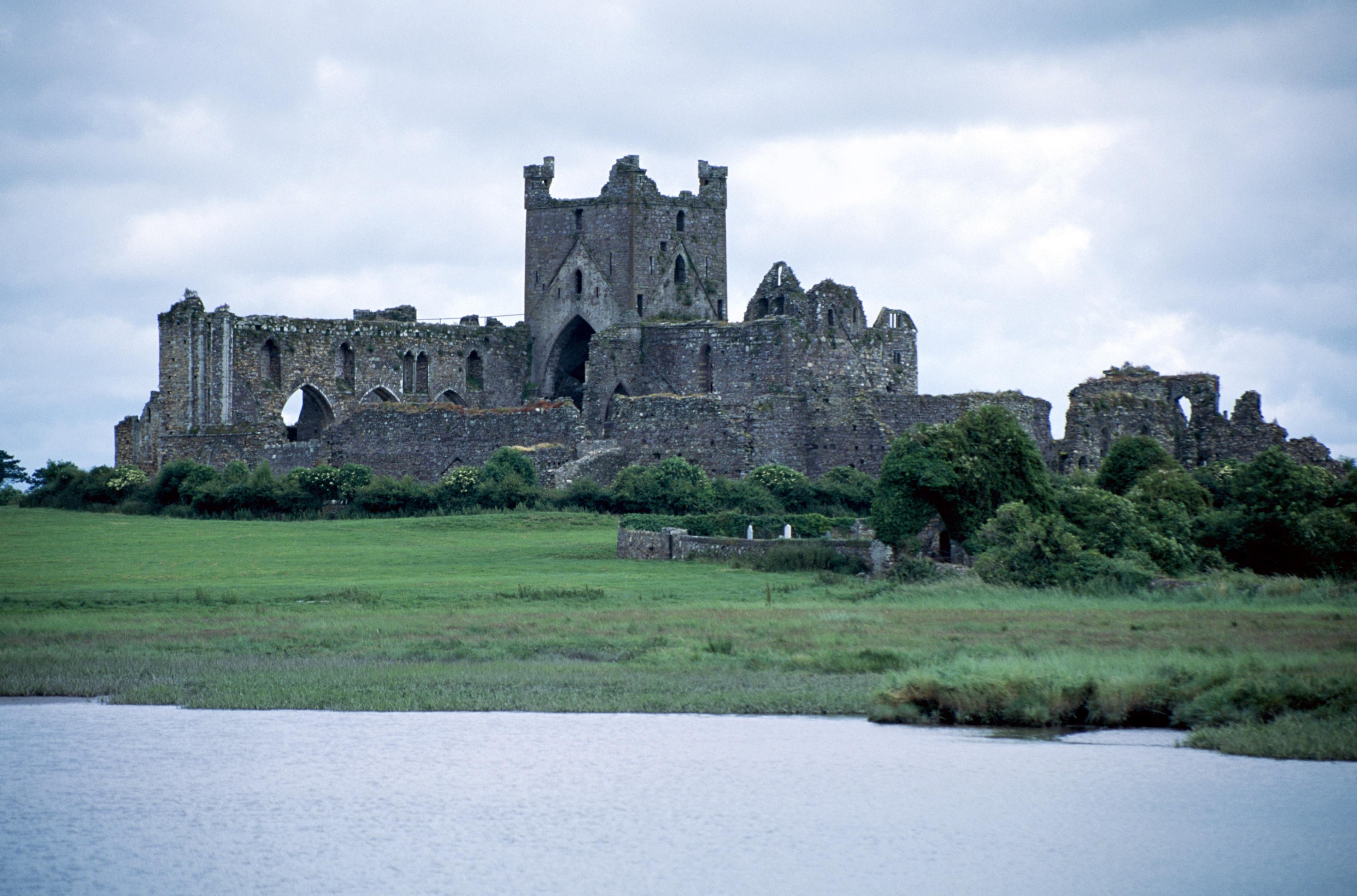Dunbrody Abbey, Campile, Wexford (graafschap), Ierland