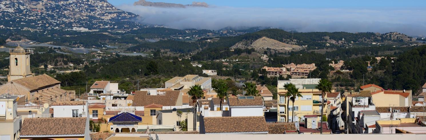 La Nucia, Spanien