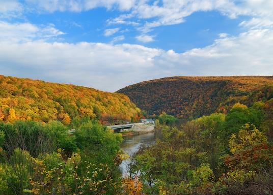 Bushkill, Pennsylvania, USA