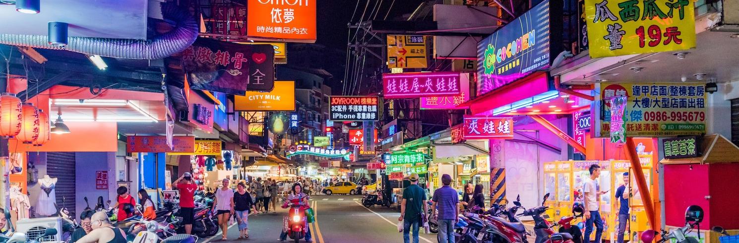 Taičungas, Taivanas