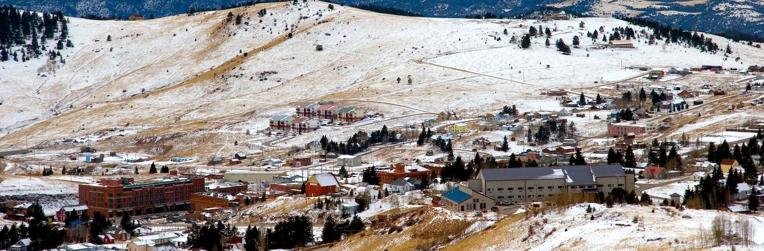 Cripple Creek, Colorado, Amerika Syarikat