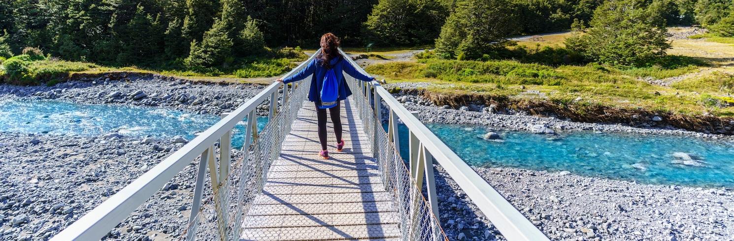 Arthur's Pass National Park, Neuseeland