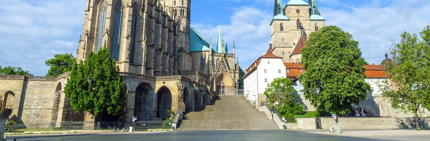 Erfurt, Duitsland