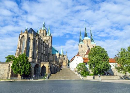 Erfurt, Þýskaland
