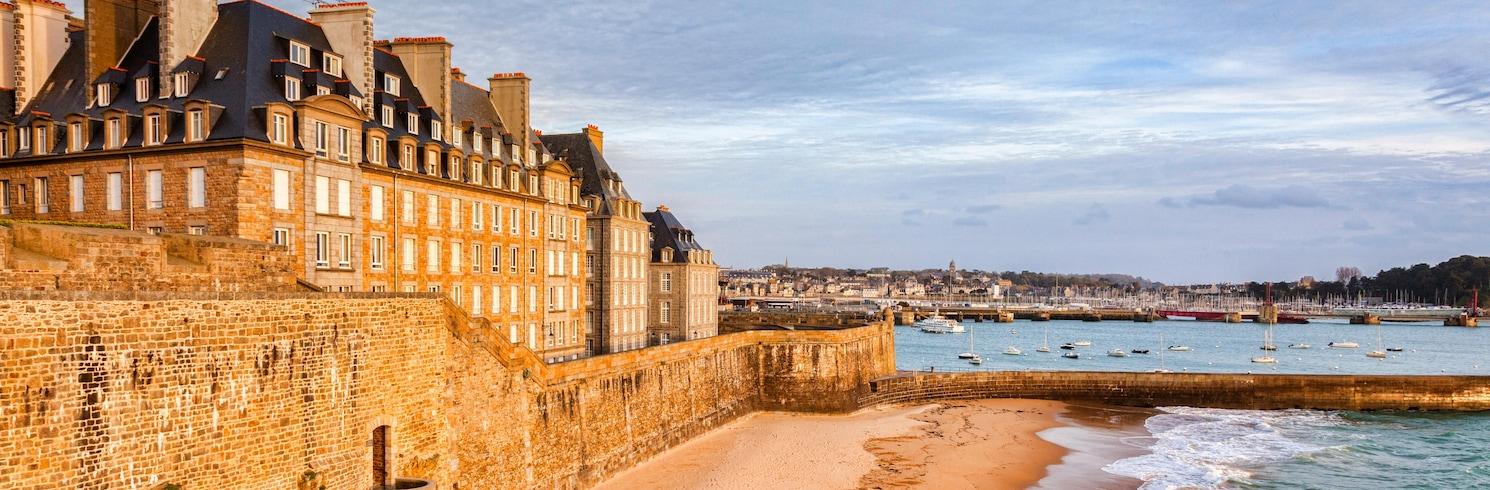 Saint-Malo, Frankreich