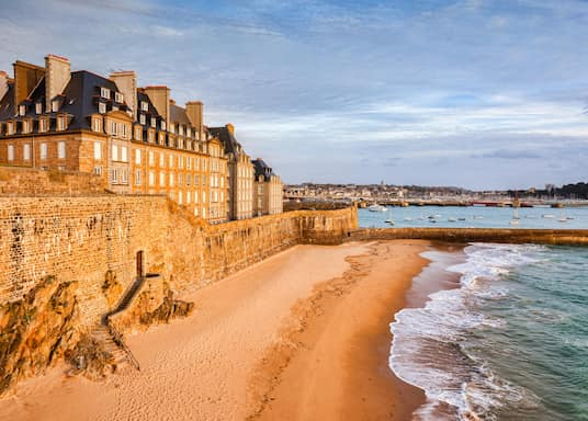 Saint-Malo, Frankrig