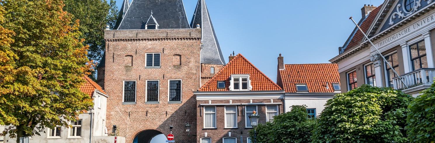 Gmina Kampen, Holandia