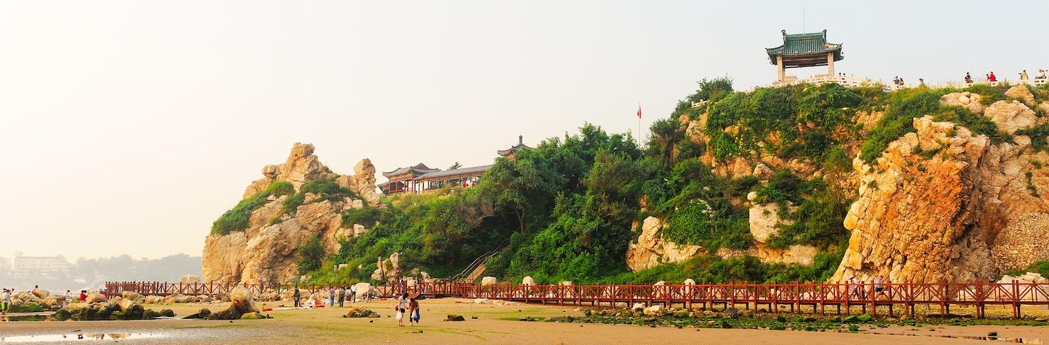Qinhuangdao (und Umgebung), China