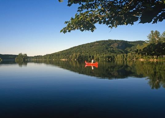 Bryant Pond, Maine, USA