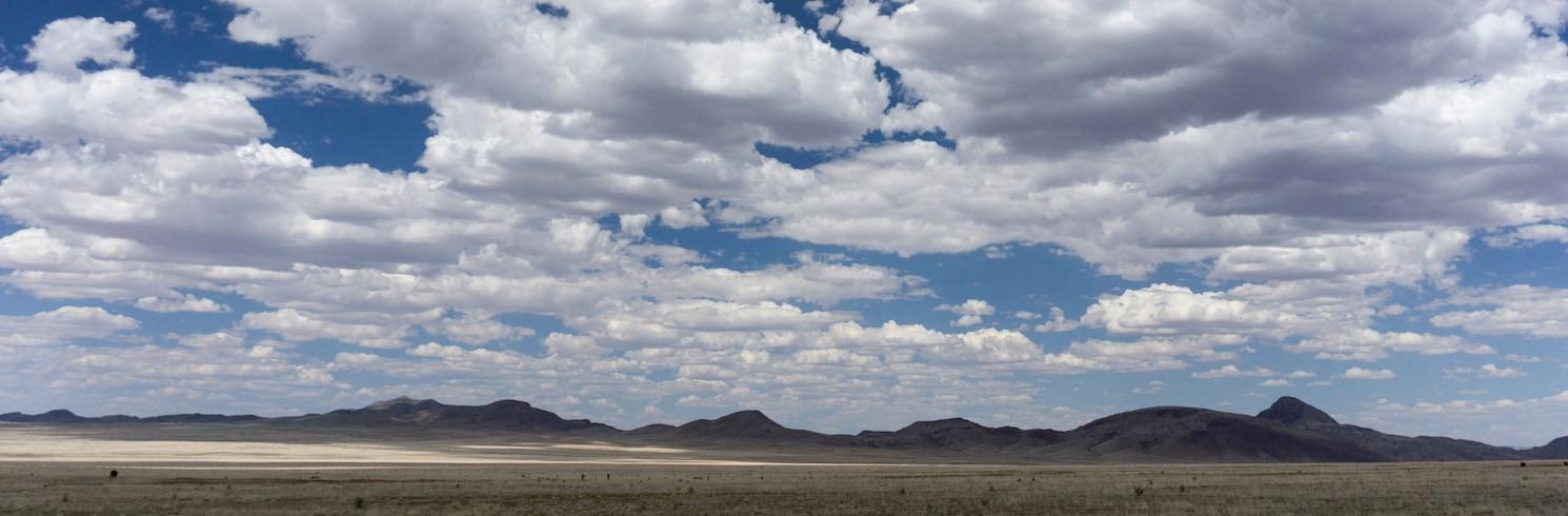 Socorro, New Mexico, Amerika Serikat