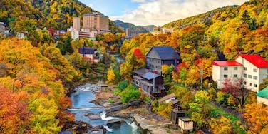 定山溪, 札幌, 北海道, 日本