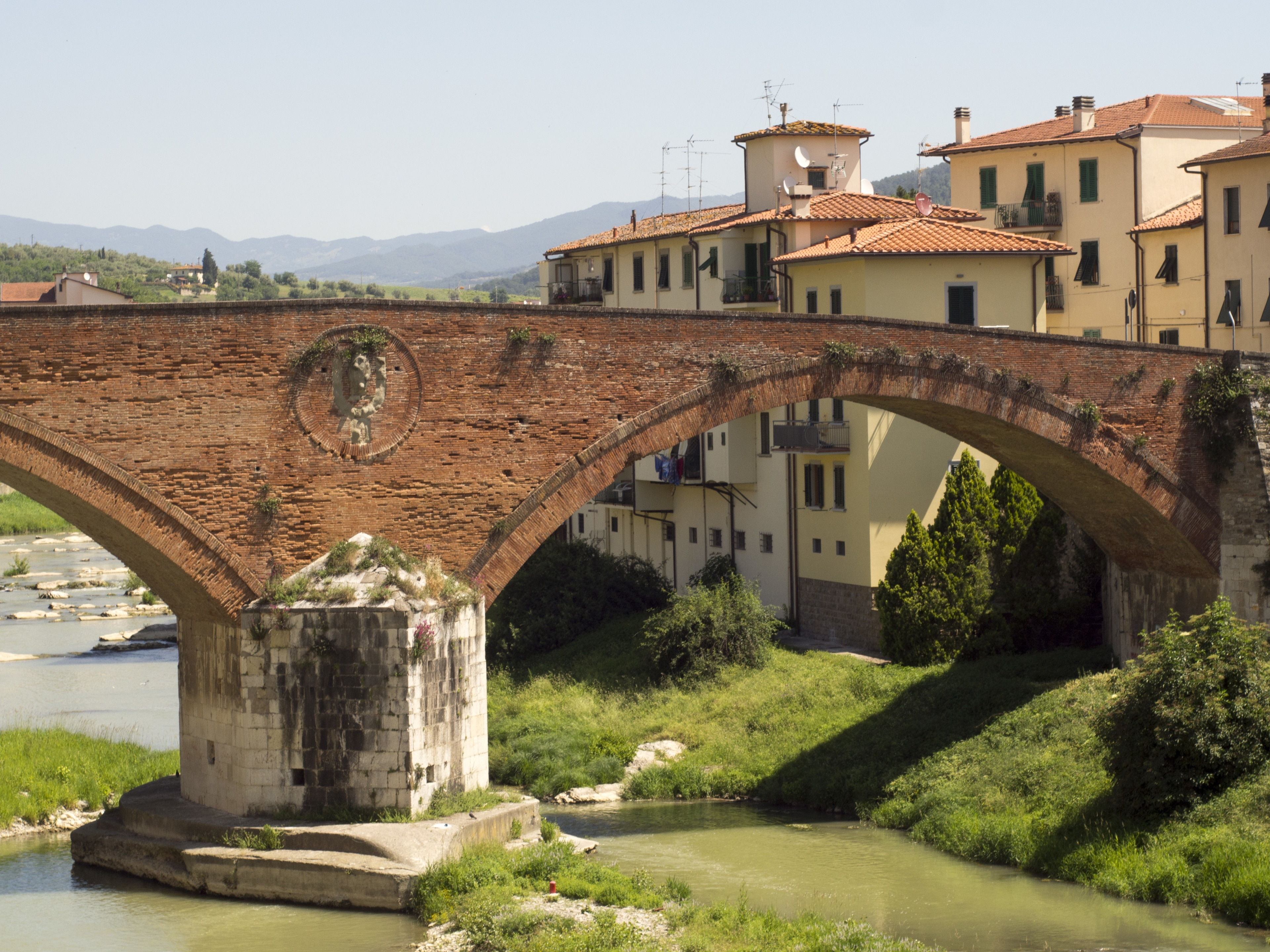 Montagna Fiorentina, Toskana, Italien