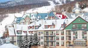 Skiresort Mont-Tremblant
