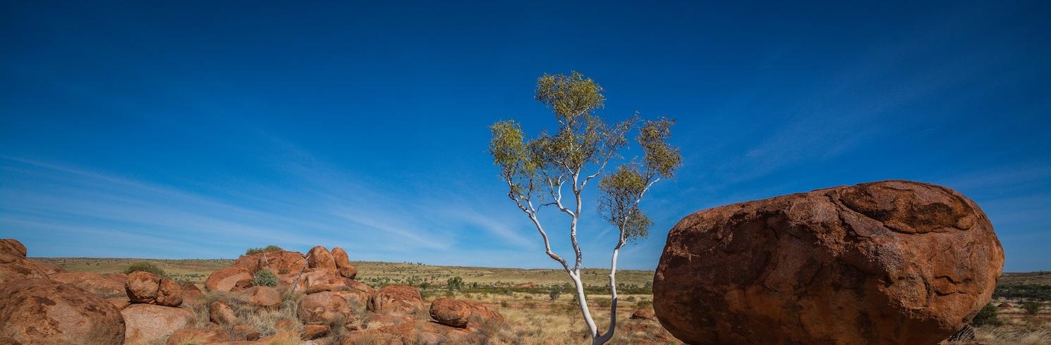 Tennant Creek, Northern Territory (svæði), Ástralía