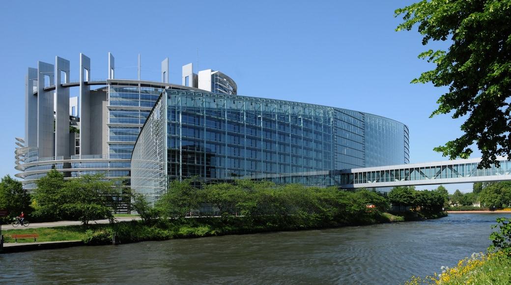 Quartier européen - Orangerie