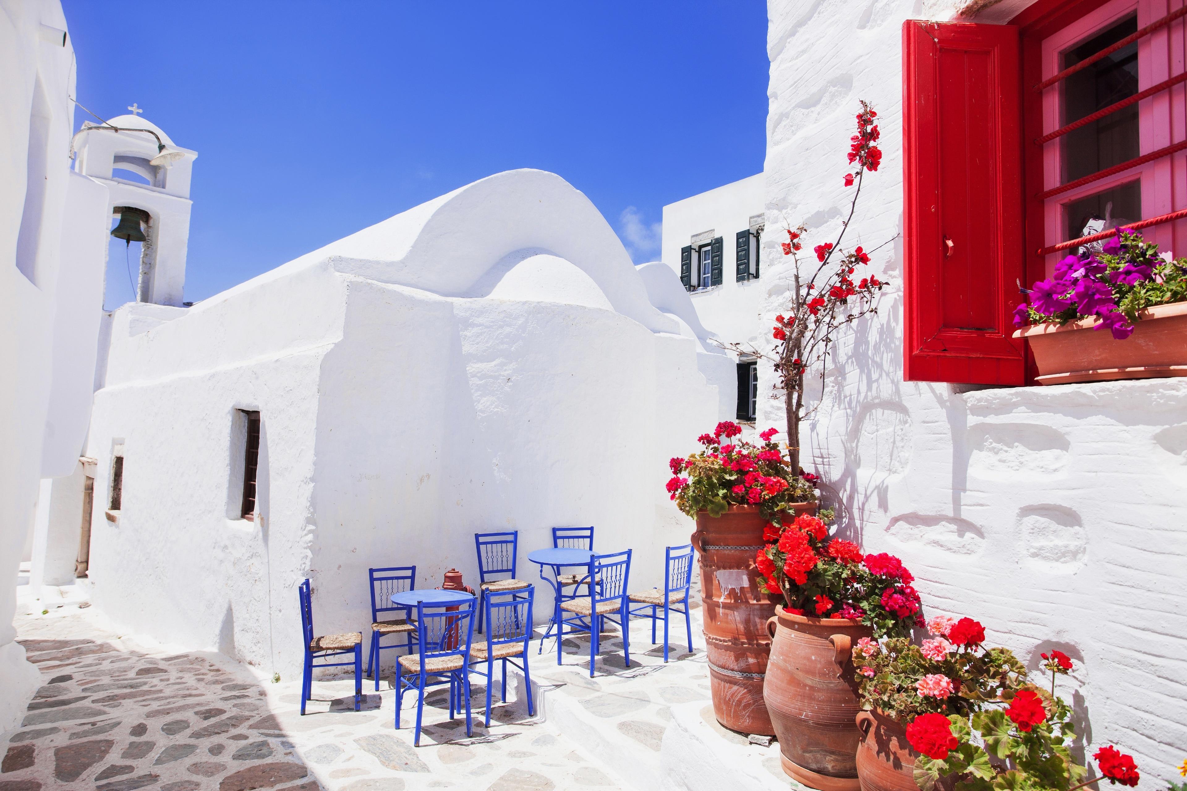 Amorgos, Sydægæiske Øer Region, Grækenland