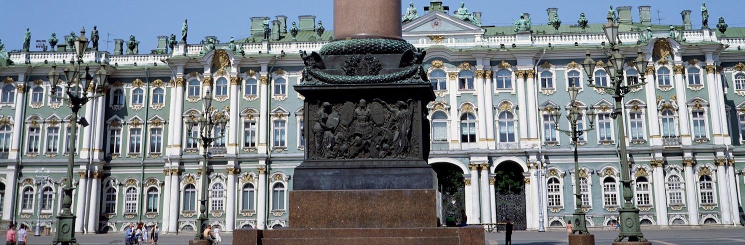 Sankt Peterburg, Rusija