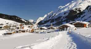 منتجع التزلج ليتش-أوبرليتش-زيورس