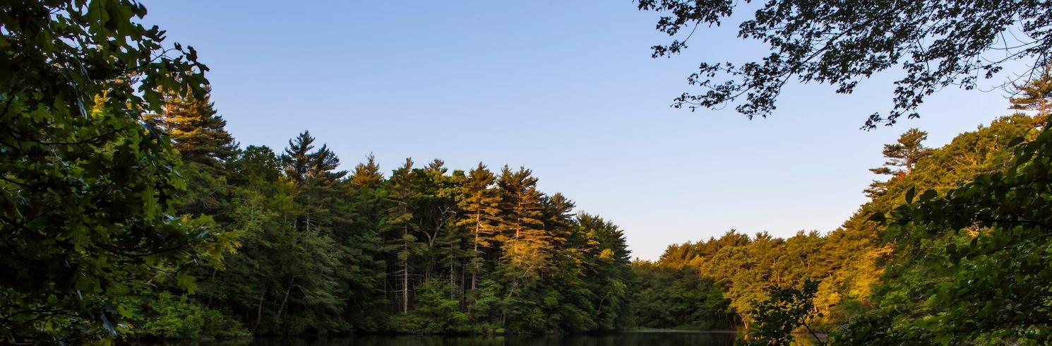 Hrabstwo Plymouth, Massachusetts, Stany Zjednoczone
