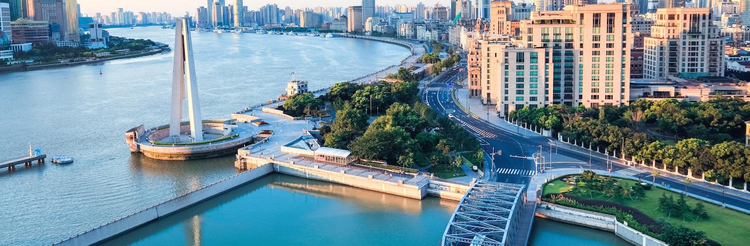 상하이, 중국
