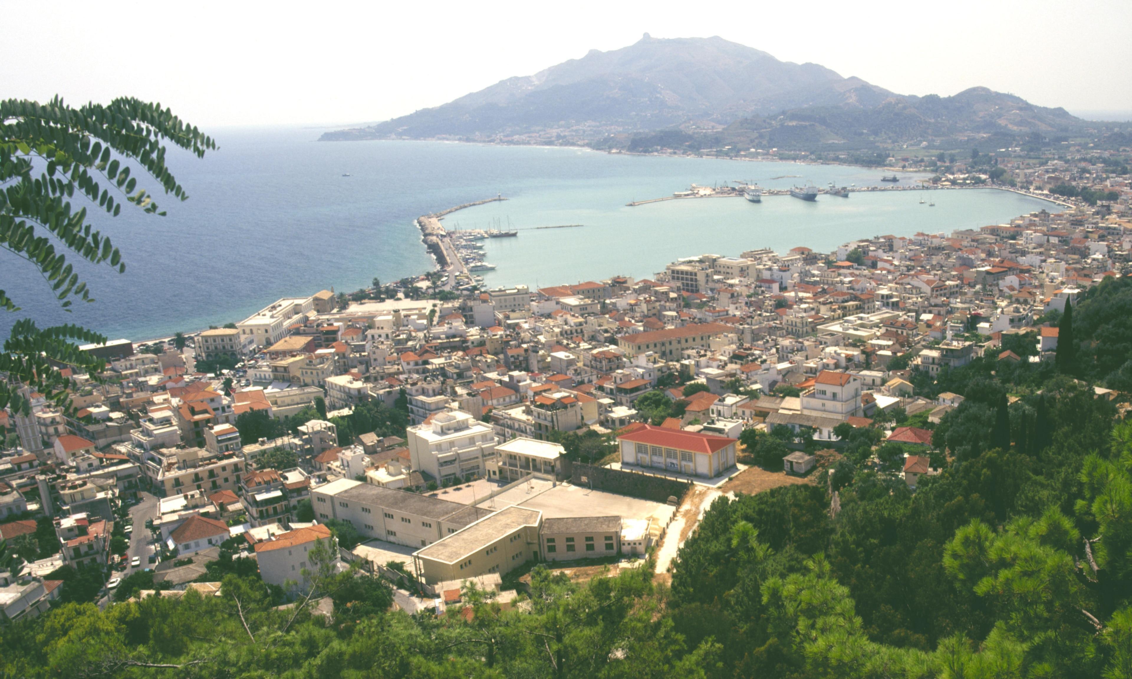 Zante, Isole Ionie, Grecia