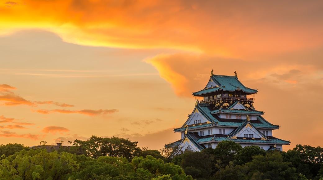 Parco del Castello di Osaka