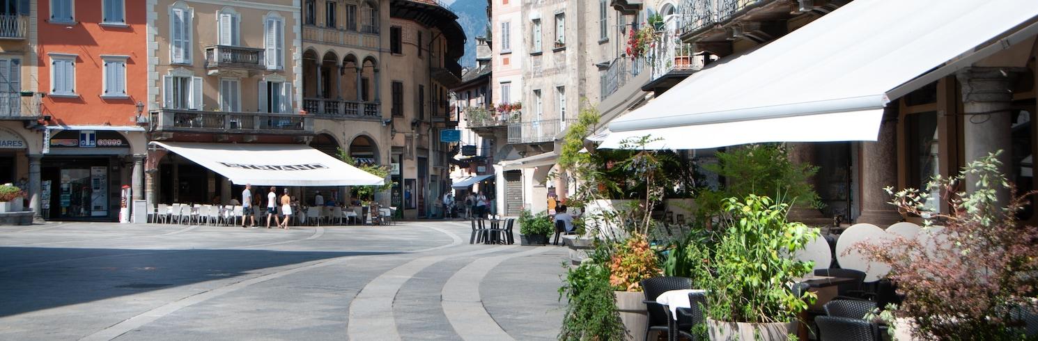 Domodossola, Italien