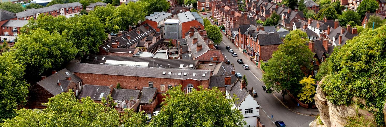 Nottingham, Egyesült Királyság